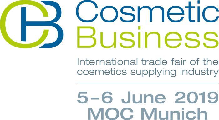 CosmeticBusiness 2019 Munich