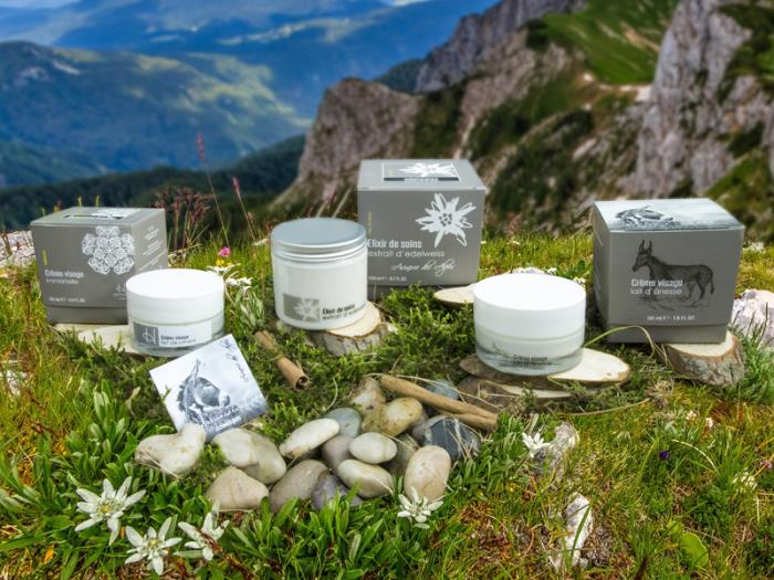Stocksmetic helps out Asinerie des Alpes