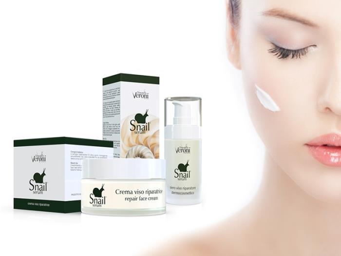 Donatella Veroni: Quality - nature - efficacy