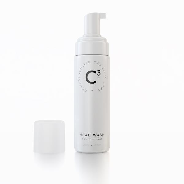 Comprehensive Cranium Care selects Albéa's F2 propellant-free foamer for its innovative foam cleanser for hair-free noggins!