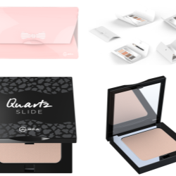 Albéa presents My Style Bag palette and Quartz Slide compact