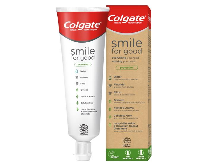 Albéa and Colgate launch first recyclable toothpaste tube