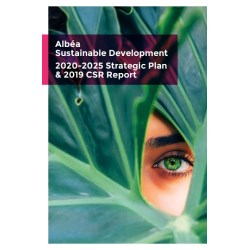 Albéa Publishes its 2019 CSR Report and its Sustainable Development Strategy 2020-2025