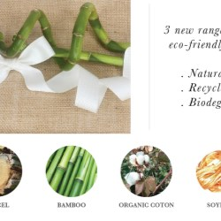 Certified Eco-Friendly Ribbons