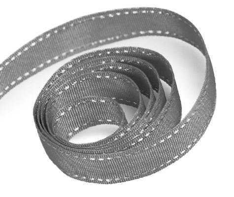 Metallic Saddle Stitch ()