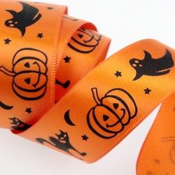 Halloween Bows & Ribbon