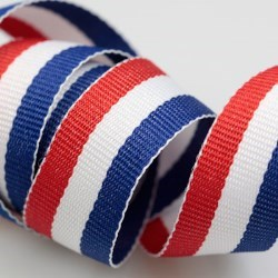 Patriotic Bows & Ribbon