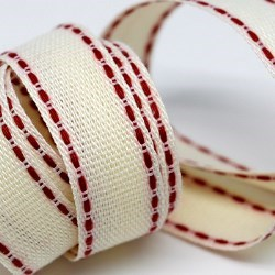 Stitched Ribbon