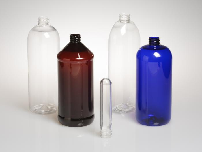 New: Larger Sizes of PET liquid bottles from Alpha Packaging