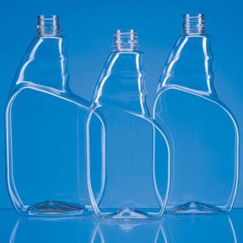 Alpha Packaging announces new, lower minimums for clear PET Tremont sprayer bottles