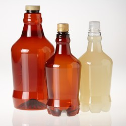 Alpha Packaging introduces two sizes of PET Growlers view