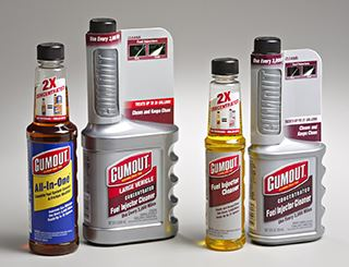 Alpha is engaged to develop packaging for Shell Lubricants Gumout line