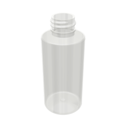 PET Cylinder - 6oz / 188ml Slim 24-410