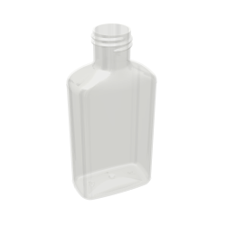PET Metric Oblong - 100ml 24-410