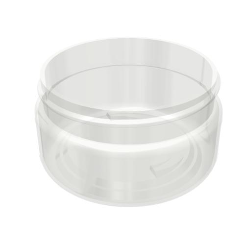 PET Wide Mouth Jar - 2oz / 60ml 58-400