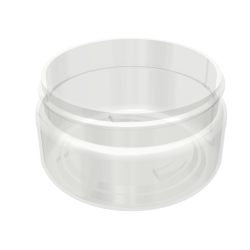 PET Wide Mouth Jar - 2oz / 60ml 58-400