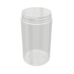 PET Wide Mouth Jar - 32oz / 950ml 89-400