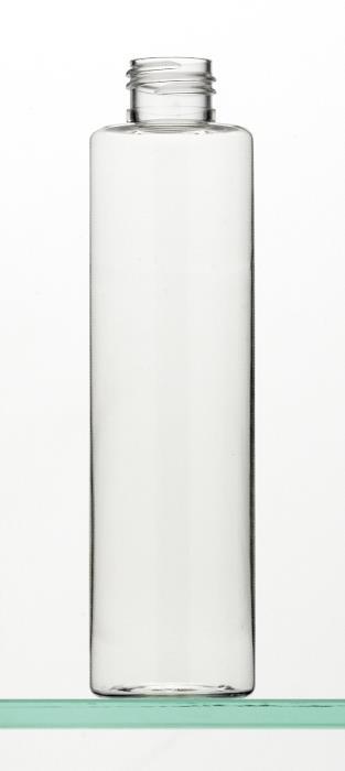 PET Cylinder - 6oz / 188ml Slim 24-410