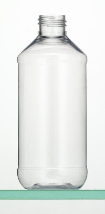 PET Modern Round - 8oz / 250ml 24-410