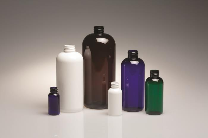 PET Traditional Boston Round - 12oz / 360ml 28-410