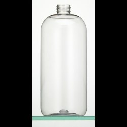 PET Traditional Boston Round - 32oz / 1000ml 28-410