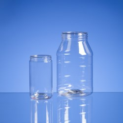 PET Westlake Jar - 8oz 58-400