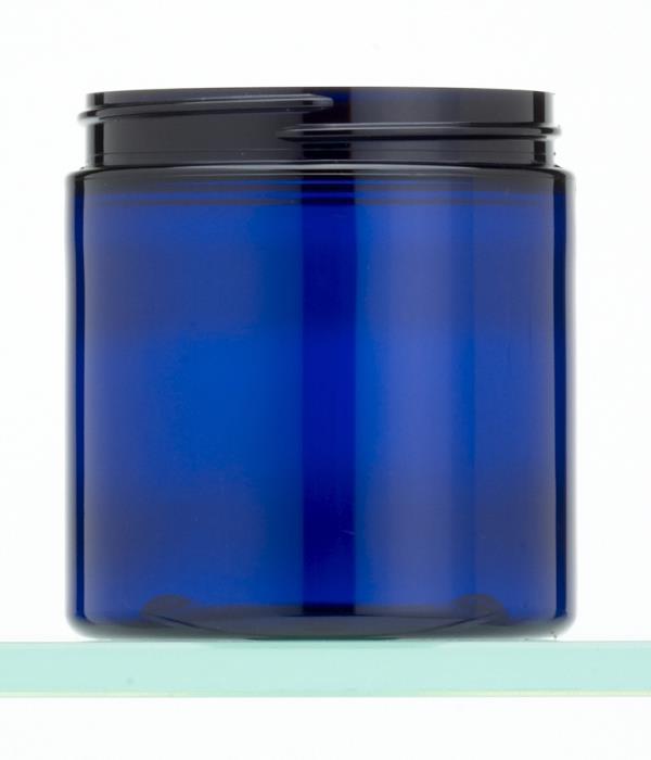 PET Wide Mouth Jar - 8oz / 250ml 70-400