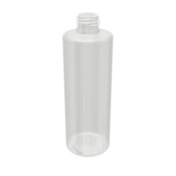 PET Cylinder - 8oz / 236ml 24-410