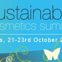 Sustainable Cosmetics Summit in Paris 2015