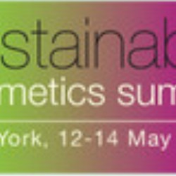 Sustainable Cosmetics Summit New York 2016