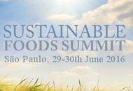 Sustainable Foods Summit Sao Paulo 2016