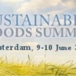 Sustainable Foods Summit Amsterdam 2016