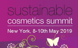 Sustainable Cosmetics Summit 2019