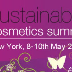 Sustainable Cosmetics Summit 2019