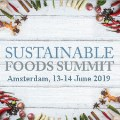 Sustainable Foods Summit Amsterdam