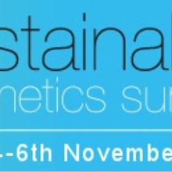Sustainable Cosmetics Summit Europe 2019