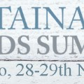 Sustainable Foods Summit Sao Paolo 2019