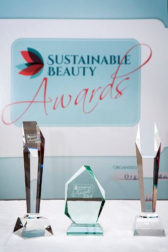 Winners of 2016 sustainable beauty awards