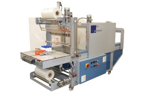 Image result for automatic sleeve wrapping machines