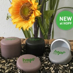 Hopf develops sunflower cosmetic jars