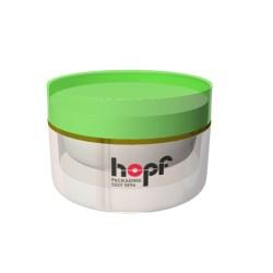 Trend Line jar with Trend Line screw cap