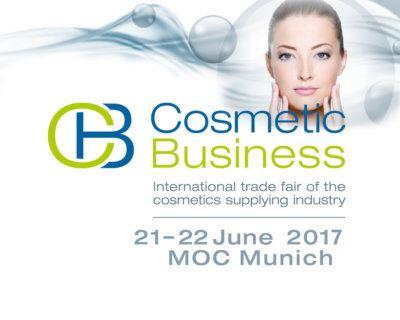 Conquering Munich - Cosmetic Business 2017 trade fair