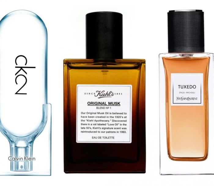 Unisex perfume and the perception of women's and men's fragrances