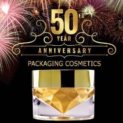 50th anniversary – Faca Packaging Cosmetics