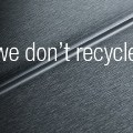 The Only Thing We Dont Recycle Are Our Ideas