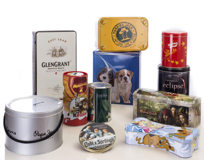 Promotional Containers