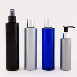 Plastic containers from Gepack, with properties comparable to glass
