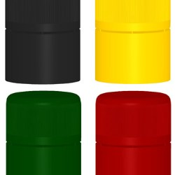 New caps for edible oils feature two flow rates