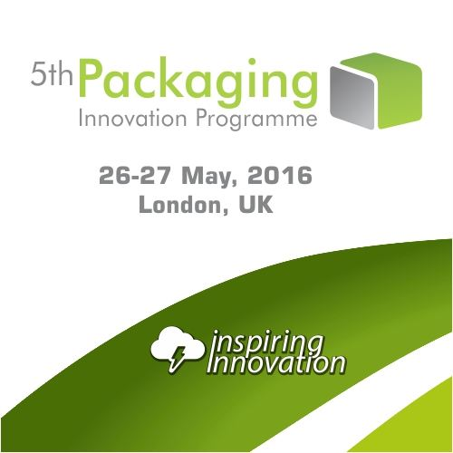 5th Annual Packaging Innovation Programme London 2016