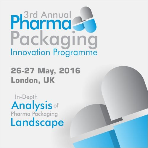 3rd Annual Pharma Packaging Innovation Programme London 2016